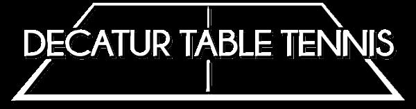 Decatur Table Tennis